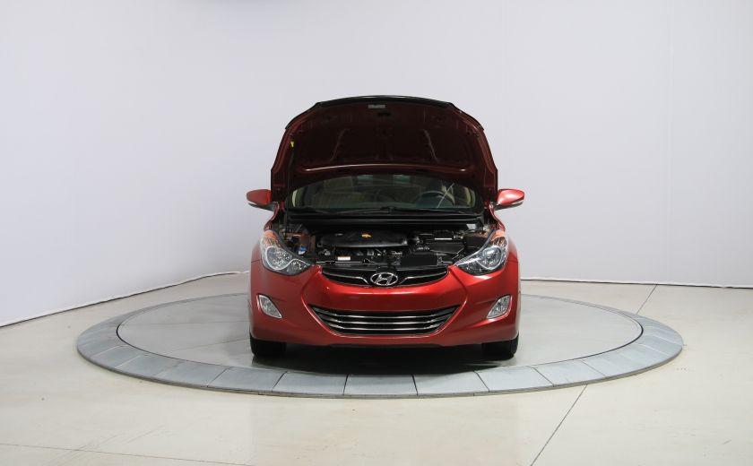 2012 Hyundai Elantra Limited AUTO A/C CUIR TOIT MAGS BLUETOOTH #24