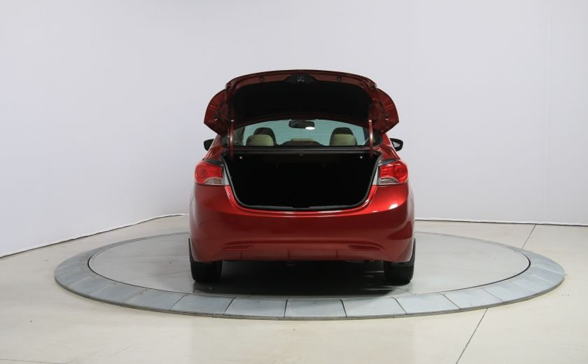 2012 Hyundai Elantra Limited AUTO A/C CUIR TOIT MAGS BLUETOOTH #25