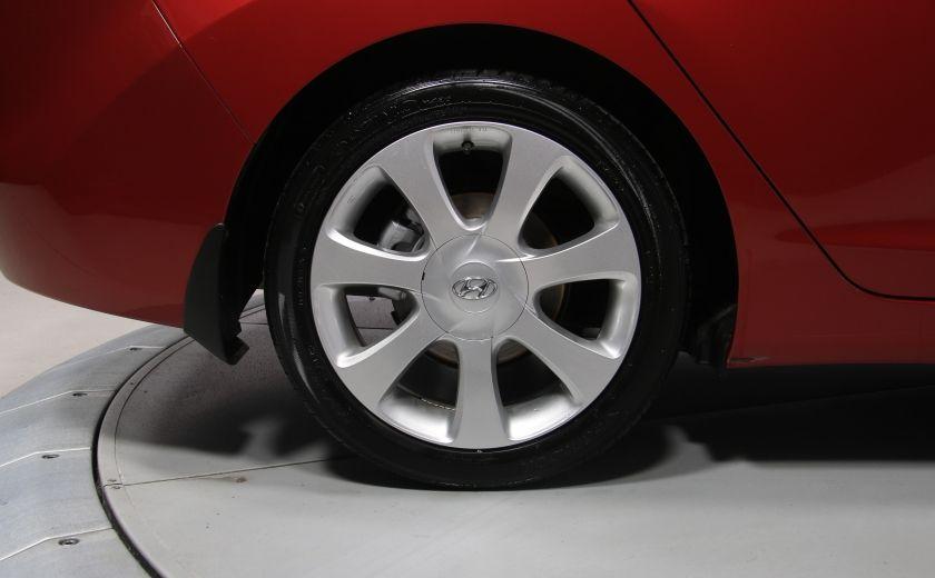 2012 Hyundai Elantra Limited AUTO A/C CUIR TOIT MAGS BLUETOOTH #28