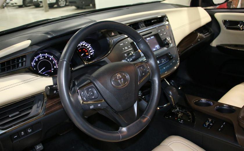 2013 Toyota Avalon XLE A/C CUIR TOIT NAVIGATION AGS BLUETOOTH #8