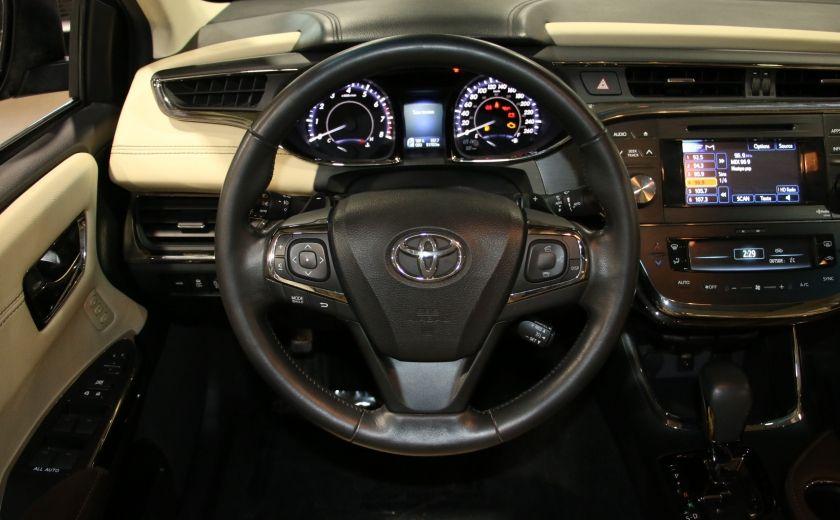 2013 Toyota Avalon XLE A/C CUIR TOIT NAVIGATION AGS BLUETOOTH #15