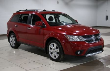 2012 Dodge Journey R/T AWD AUTO A/C CUIR TOIT MAGS DVD 7 PASS #0