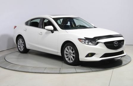 2014 Mazda 6 GS AUTO A/C TOIT NAV MAGS BLUETOOTH #0