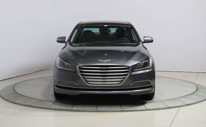 2015 Hyundai Genesis Premium AWD CUIR NAVIGATION CAMERA RECUL #1