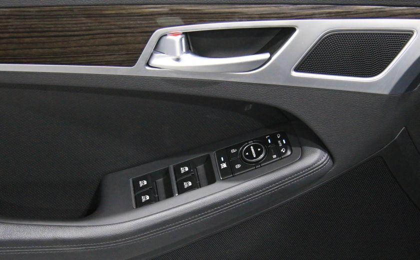 2015 Hyundai Genesis Premium AWD CUIR NAVIGATION CAMERA RECUL #8