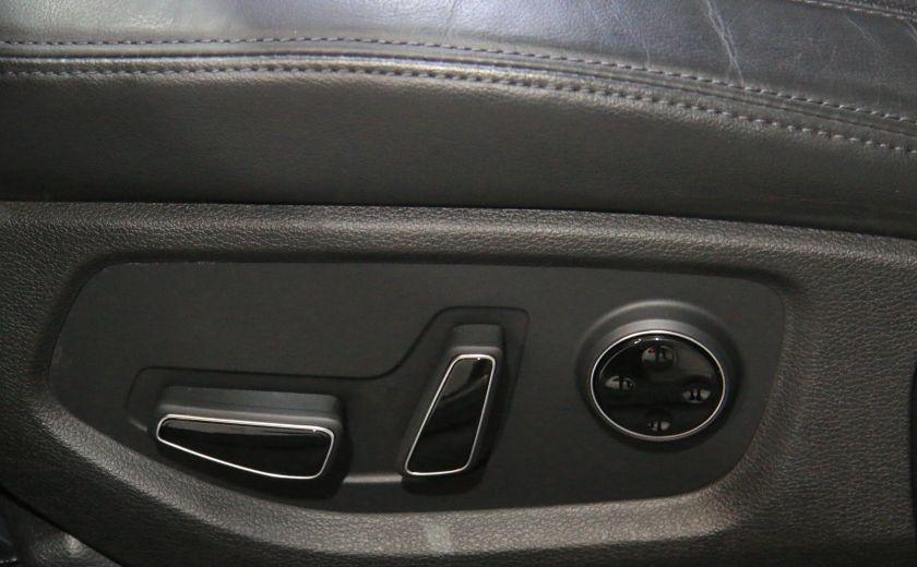2015 Hyundai Genesis Premium AWD CUIR NAVIGATION CAMERA RECUL #9