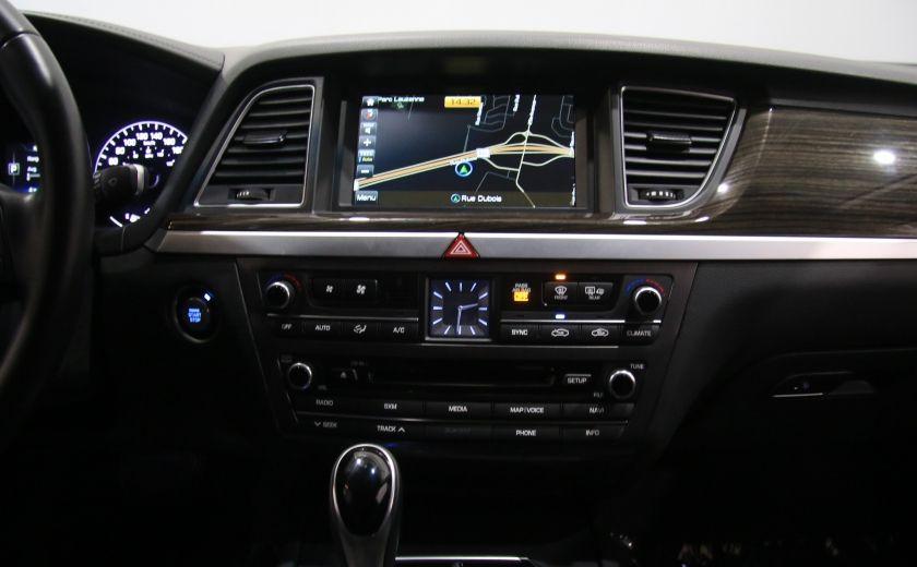 2015 Hyundai Genesis Premium AWD CUIR NAVIGATION CAMERA RECUL #13