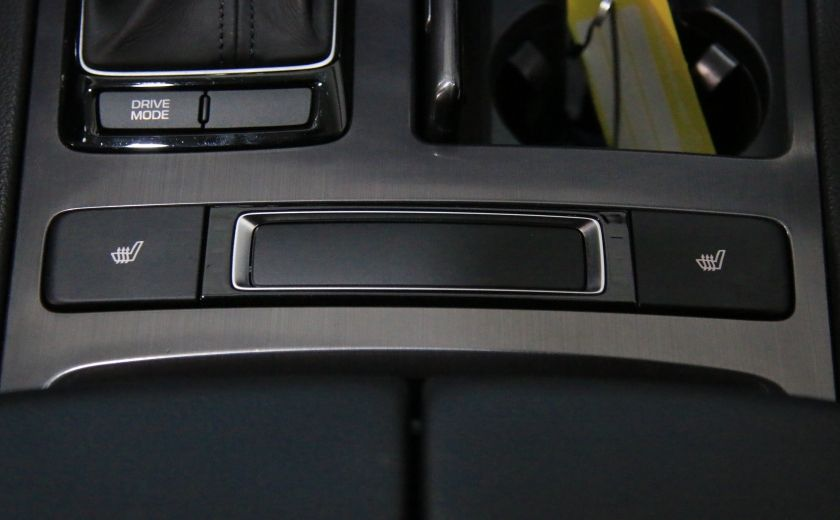 2015 Hyundai Genesis Premium AWD CUIR NAVIGATION CAMERA RECUL #15