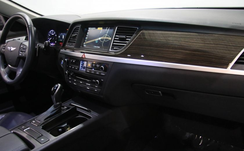 2015 Hyundai Genesis Premium AWD CUIR NAVIGATION CAMERA RECUL #24