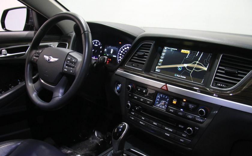 2015 Hyundai Genesis Premium AWD CUIR NAVIGATION CAMERA RECUL #25