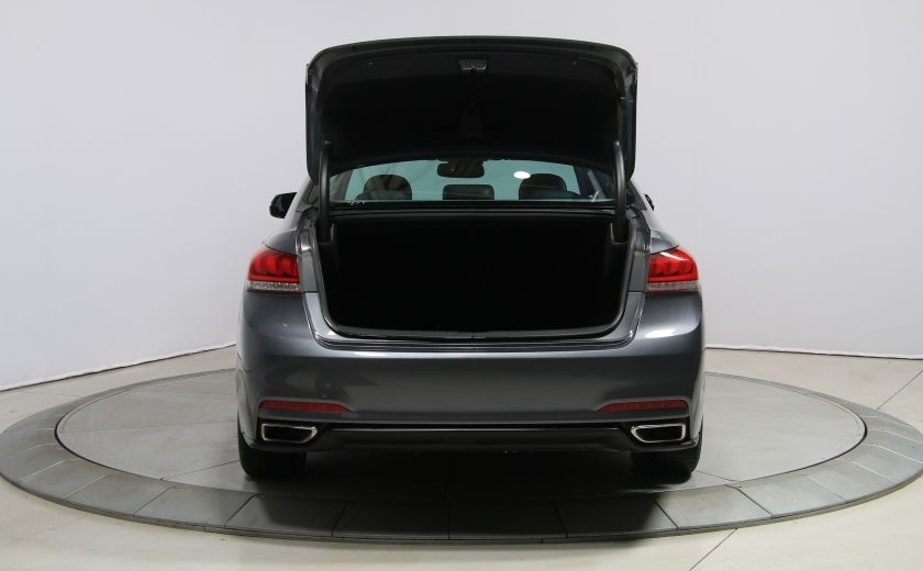 2015 Hyundai Genesis Premium AWD CUIR NAVIGATION CAMERA RECUL #29