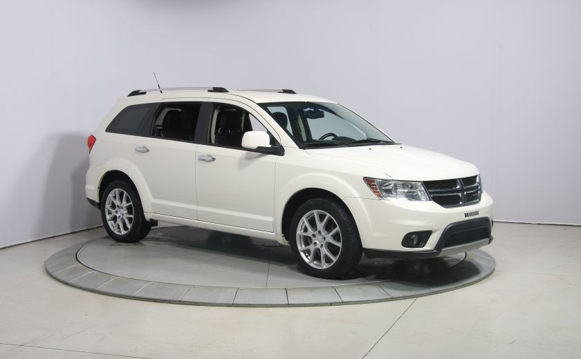 2011 Dodge Journey R/T AWD A/C CUIR MAGS #0