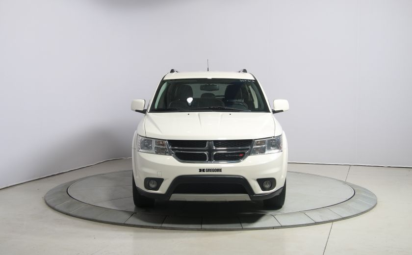 2011 Dodge Journey R/T AWD A/C CUIR MAGS #1