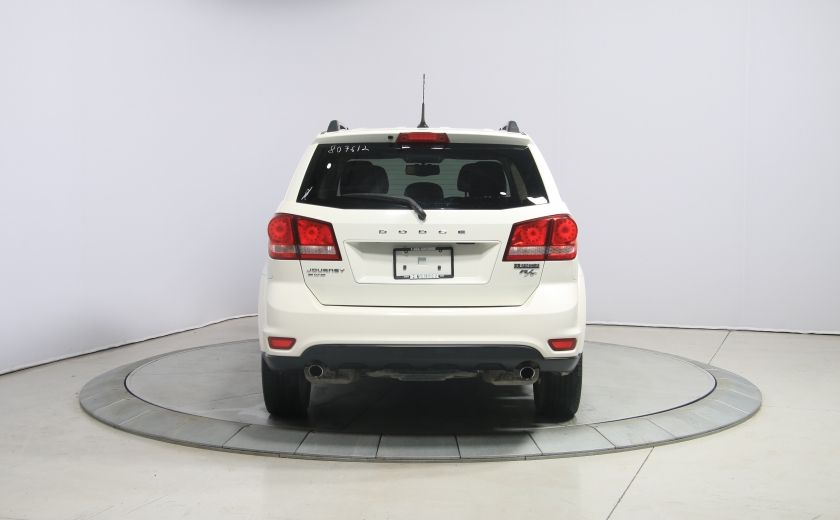 2011 Dodge Journey R/T AWD A/C CUIR MAGS #2
