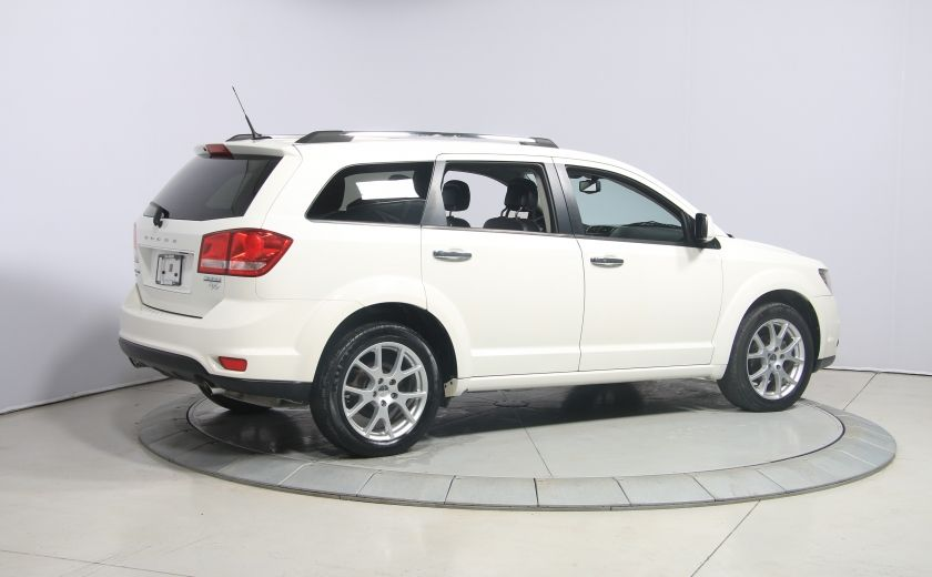 2011 Dodge Journey R/T AWD A/C CUIR MAGS #3