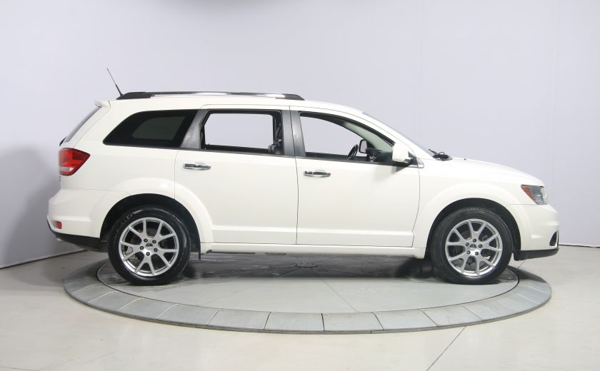 2011 Dodge Journey R/T AWD A/C CUIR MAGS #4