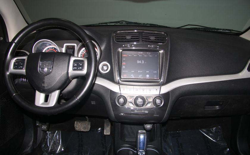 2011 Dodge Journey R/T AWD A/C CUIR MAGS #9