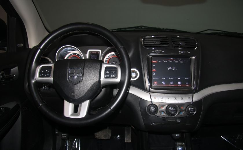 2011 Dodge Journey R/T AWD A/C CUIR MAGS #10