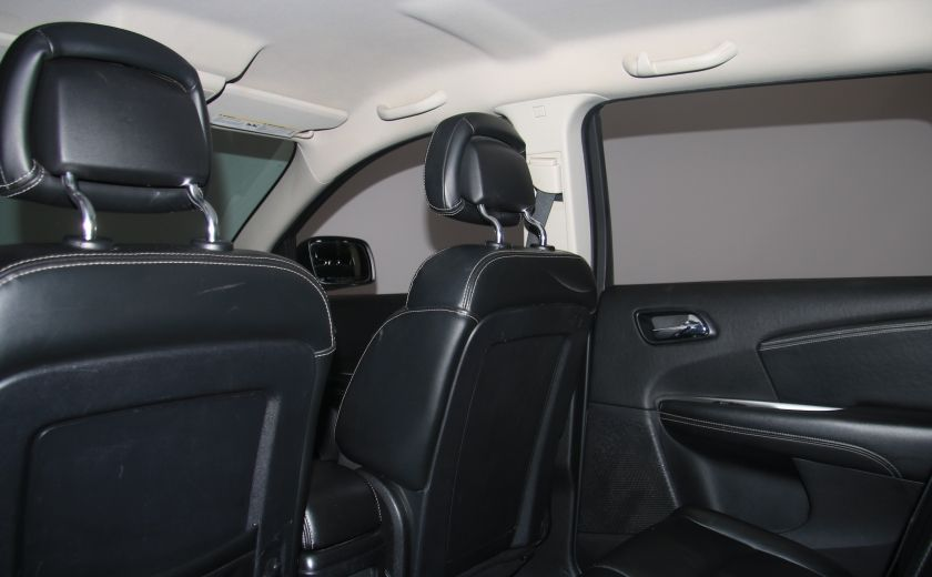 2011 Dodge Journey R/T AWD A/C CUIR MAGS #14