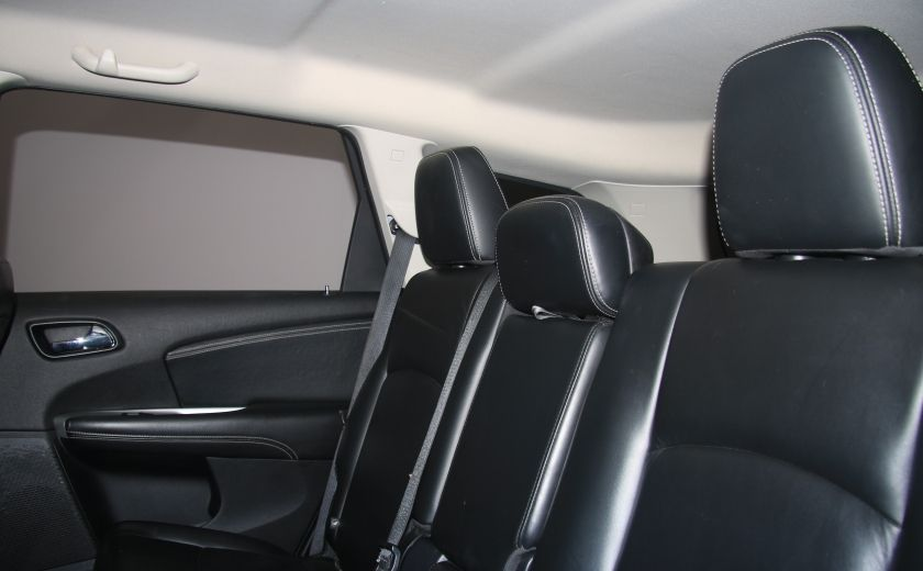 2011 Dodge Journey R/T AWD A/C CUIR MAGS #15