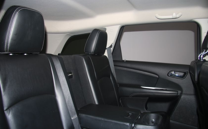 2011 Dodge Journey R/T AWD A/C CUIR MAGS #17