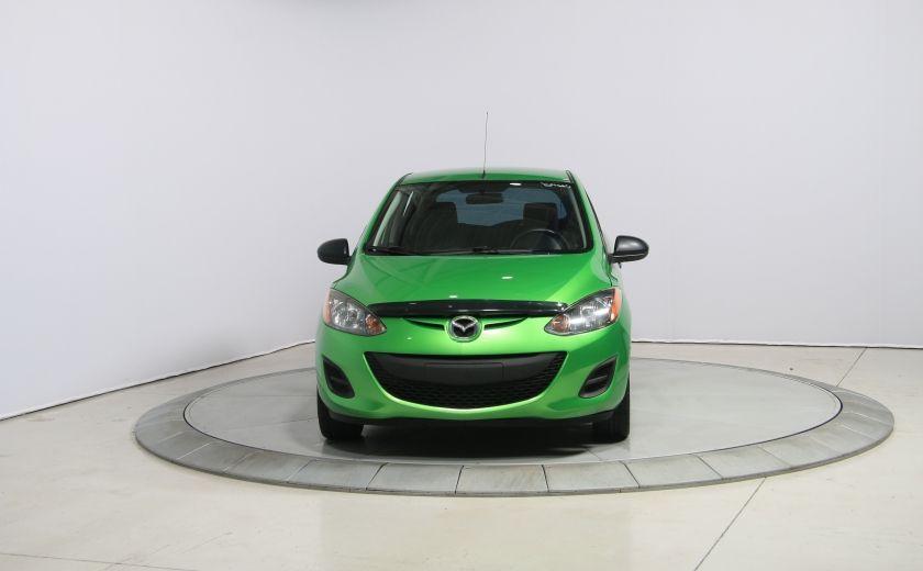 2011 Mazda 2 GX A/C GR ELECT MAGS #1