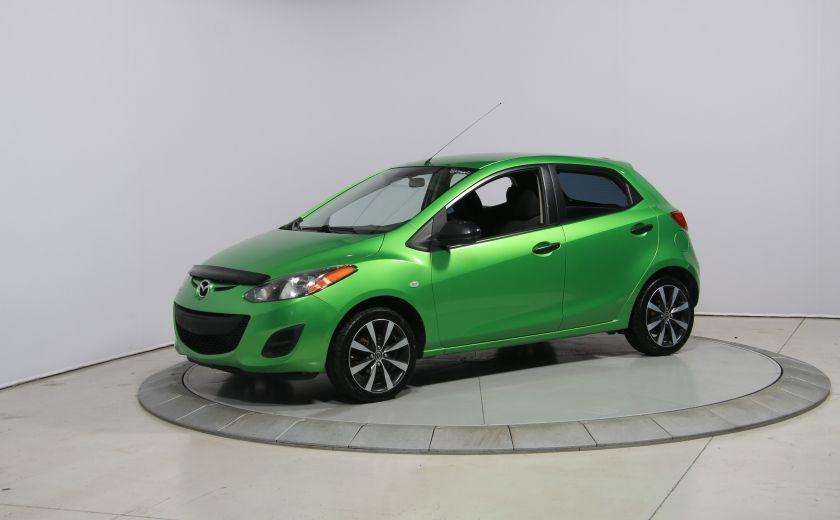 2011 Mazda 2 GX A/C GR ELECT MAGS #2