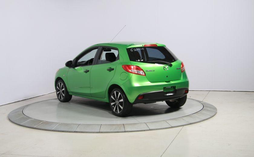 2011 Mazda 2 GX A/C GR ELECT MAGS #4
