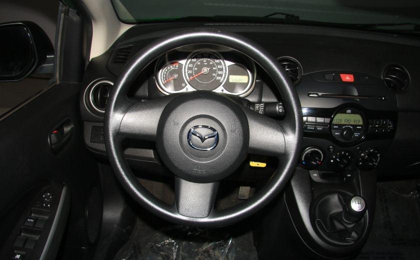 2011 Mazda 2 GX A/C GR ELECT MAGS #13