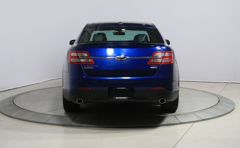2013 Ford Taurus SEL AWD AUTO CUIR TOIT NAVIGATION MAGS #5