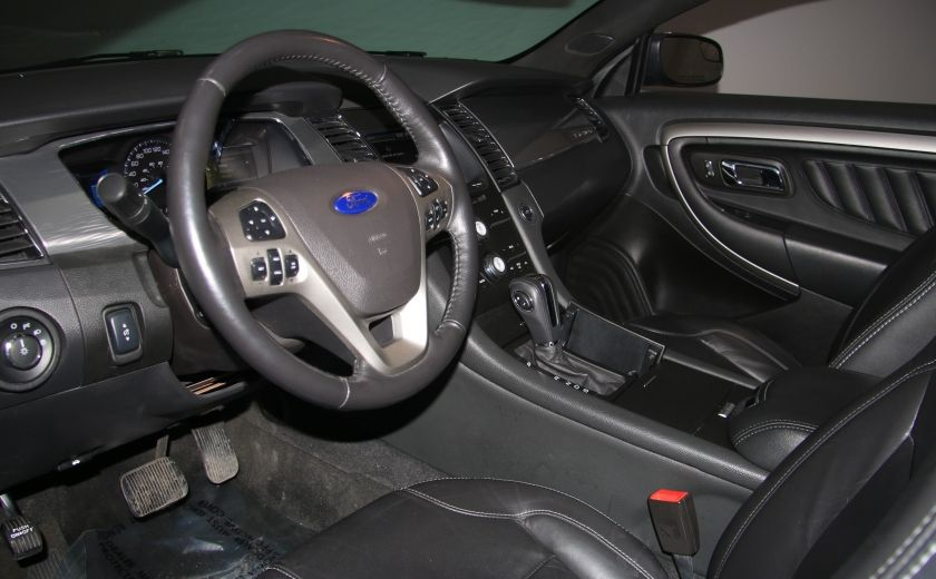 2013 Ford Taurus SEL AWD AUTO CUIR TOIT NAVIGATION MAGS #8