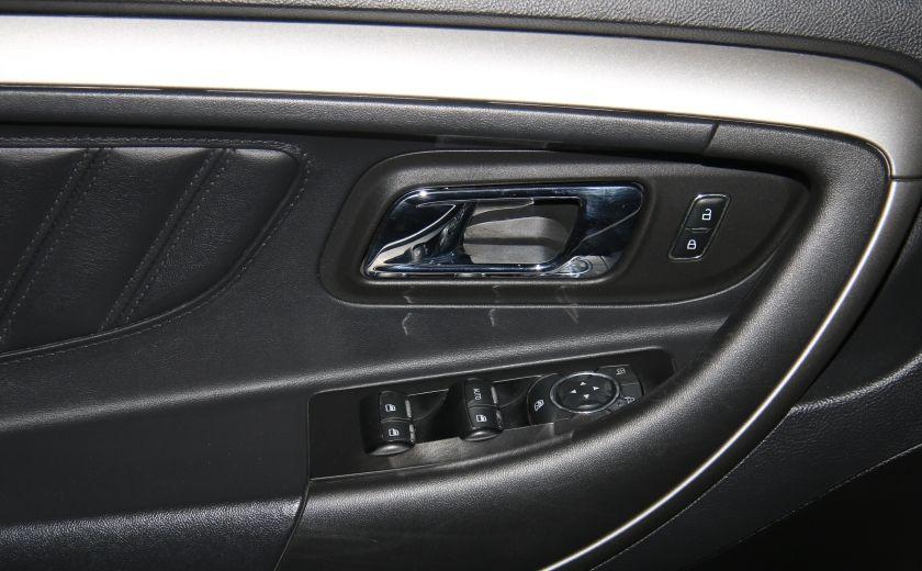 2013 Ford Taurus SEL AWD AUTO CUIR TOIT NAVIGATION MAGS #10
