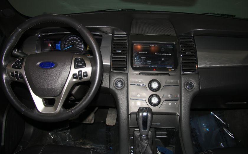 2013 Ford Taurus SEL AWD AUTO CUIR TOIT NAVIGATION MAGS #13