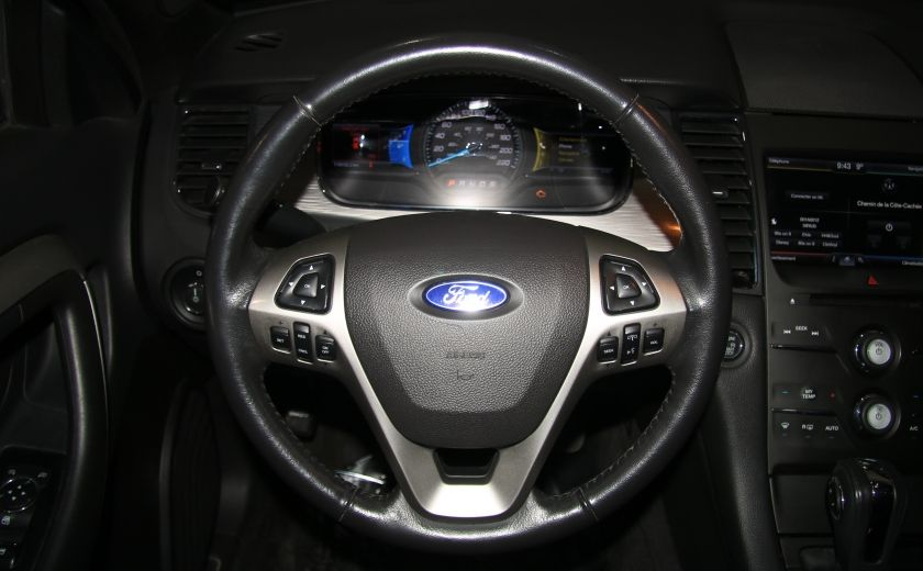 2013 Ford Taurus SEL AWD AUTO CUIR TOIT NAVIGATION MAGS #14