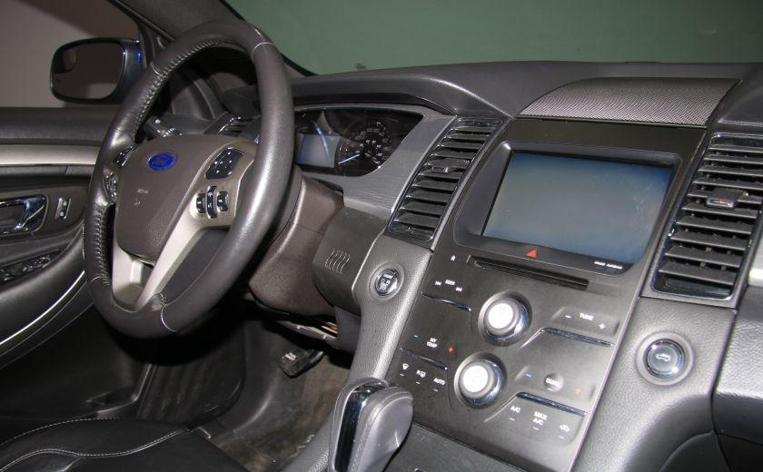 2013 Ford Taurus SEL AWD AUTO CUIR TOIT NAVIGATION MAGS #27