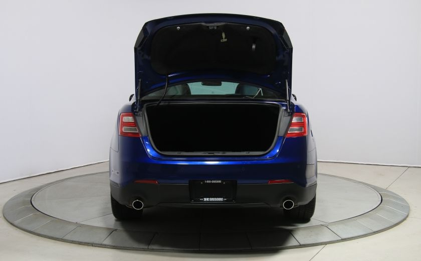 2013 Ford Taurus SEL AWD AUTO CUIR TOIT NAVIGATION MAGS #31