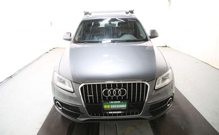 2013 Audi Q5 3.0L Premium AWD AUTO A/C CUIR TOIT MAGS CAMERA RE #1