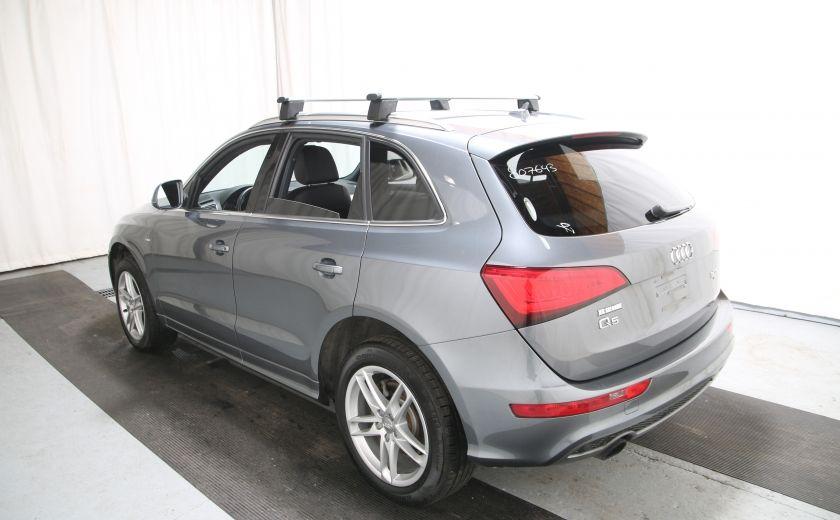 2013 Audi Q5 3.0L Premium AWD AUTO A/C CUIR TOIT MAGS CAMERA RE #3