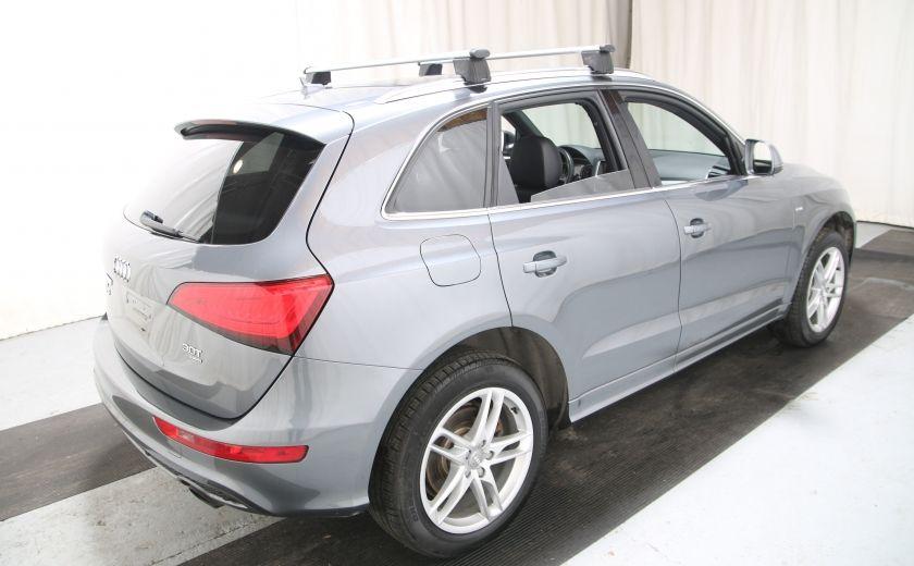 2013 Audi Q5 3.0L Premium AWD AUTO A/C CUIR TOIT MAGS CAMERA RE #5