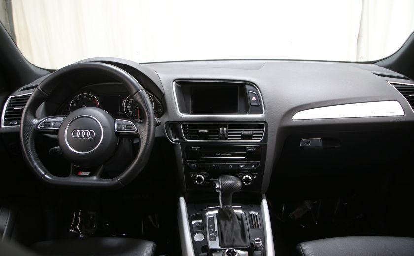 2013 Audi Q5 3.0L Premium AWD AUTO A/C CUIR TOIT MAGS CAMERA RE #12