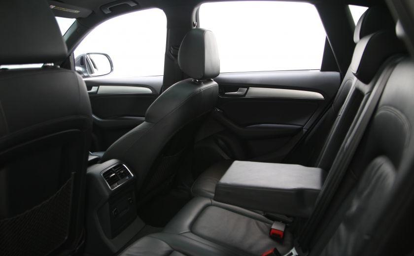 2013 Audi Q5 3.0L Premium AWD AUTO A/C CUIR TOIT MAGS CAMERA RE #16