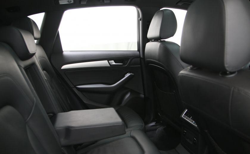 2013 Audi Q5 3.0L Premium AWD AUTO A/C CUIR TOIT MAGS CAMERA RE #18