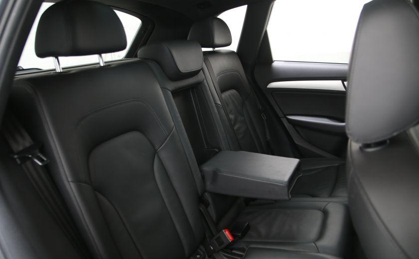 2013 Audi Q5 3.0L Premium AWD AUTO A/C CUIR TOIT MAGS CAMERA RE #19