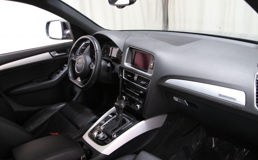 2013 Audi Q5 3.0L Premium AWD AUTO A/C CUIR TOIT MAGS CAMERA RE #20
