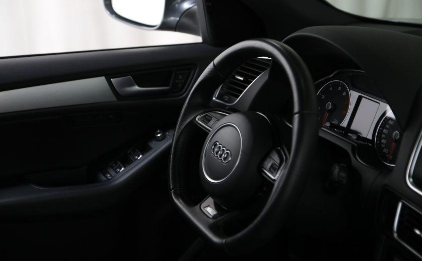 2013 Audi Q5 3.0L Premium AWD AUTO A/C CUIR TOIT MAGS CAMERA RE #21