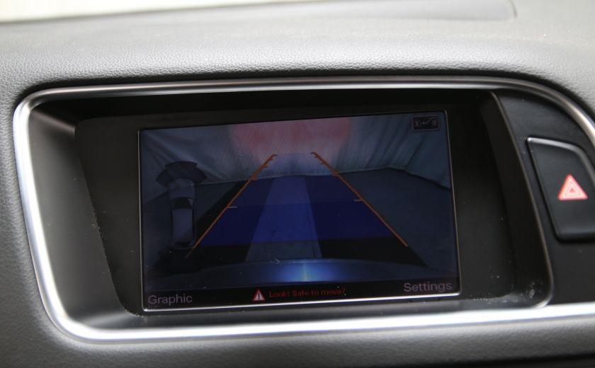 2013 Audi Q5 3.0L Premium AWD AUTO A/C CUIR TOIT MAGS CAMERA RE #23