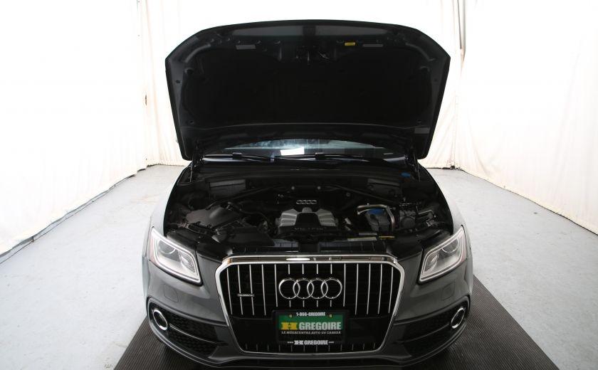 2013 Audi Q5 3.0L Premium AWD AUTO A/C CUIR TOIT MAGS CAMERA RE #24