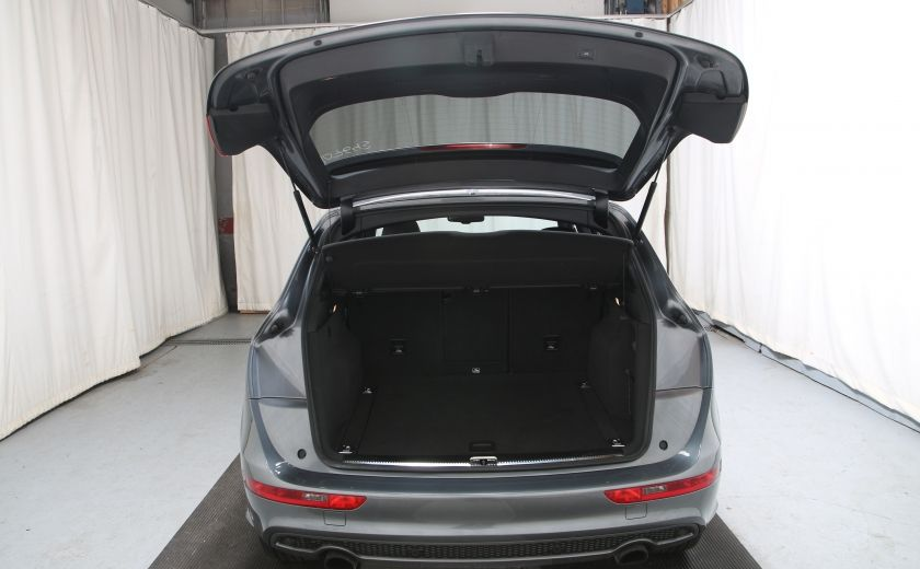 2013 Audi Q5 3.0L Premium AWD AUTO A/C CUIR TOIT MAGS CAMERA RE #26