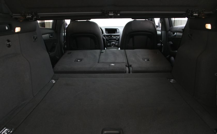 2013 Audi Q5 3.0L Premium AWD AUTO A/C CUIR TOIT MAGS CAMERA RE #28