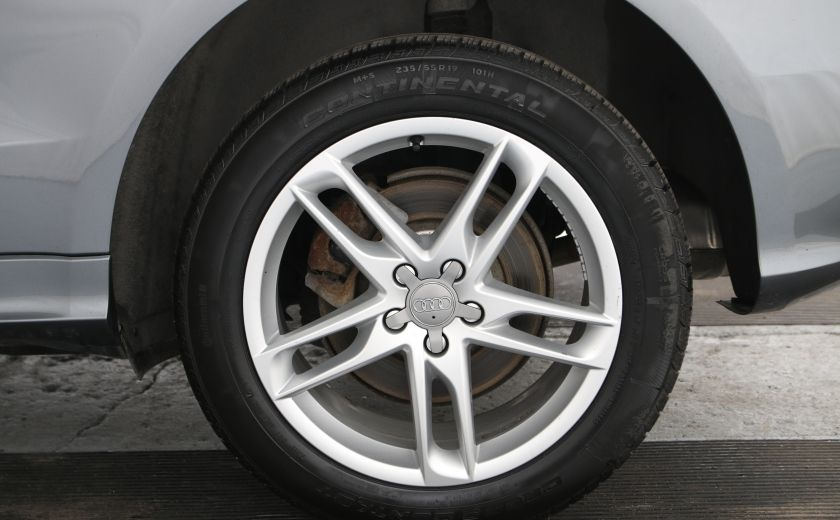 2013 Audi Q5 3.0L Premium AWD AUTO A/C CUIR TOIT MAGS CAMERA RE #29